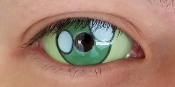 Green Sclera Anime